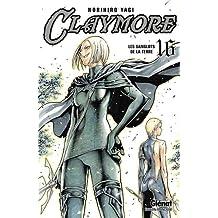 CLAYMORE T16 : LES SANGLOTS DE LA TERRE