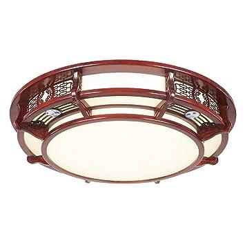 Lámpara de techo empotrada redonda que cuida los ojos 24W ...