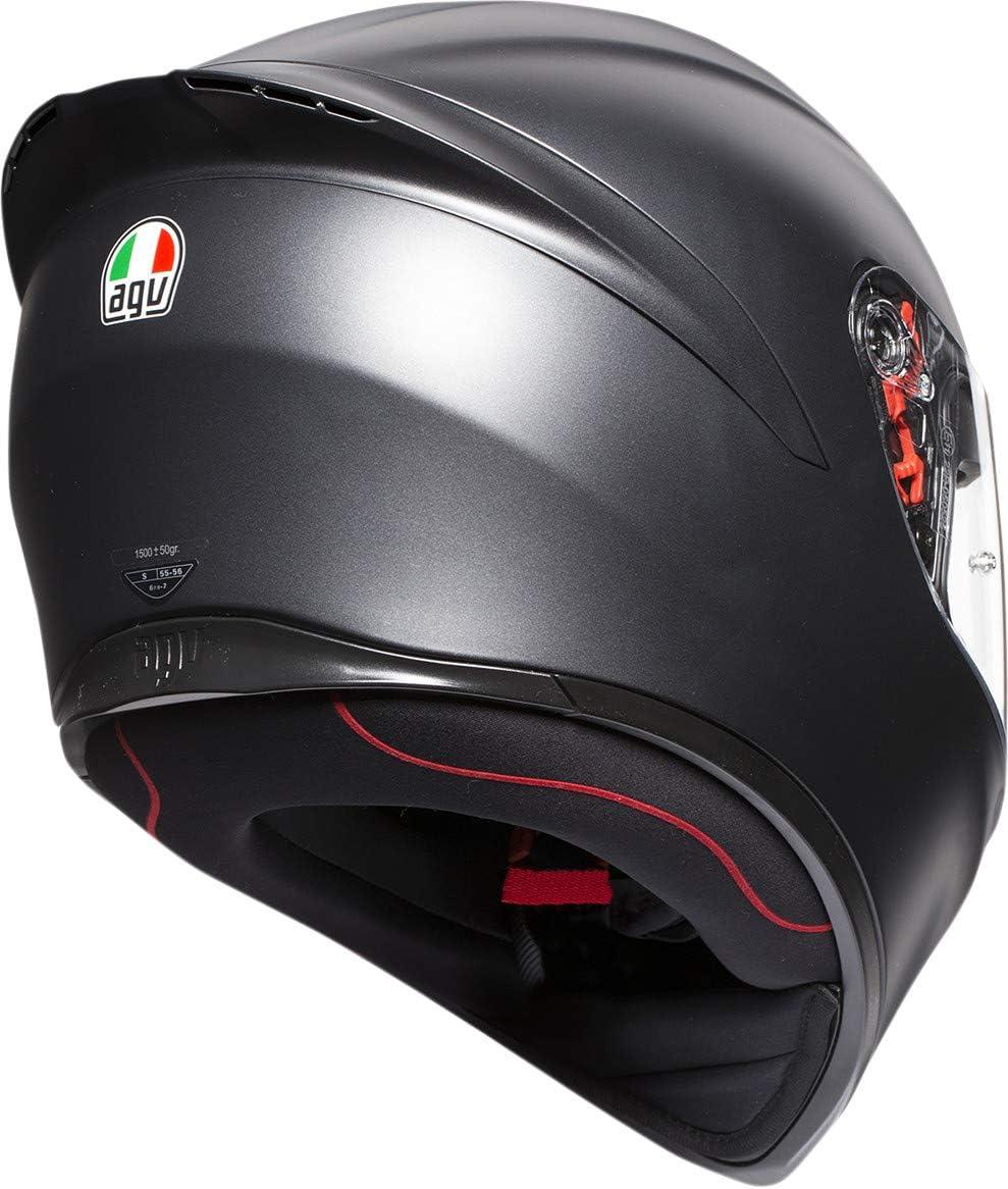 Large AGV K1 Helmet Matte Black