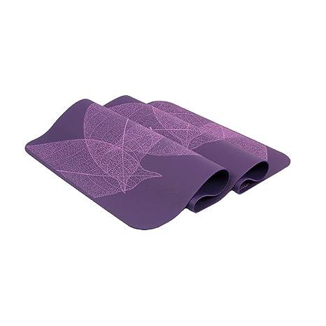 Amazon.com : W-z-z Beginner Yoga Mat/Pilates/Exercise Mat ...