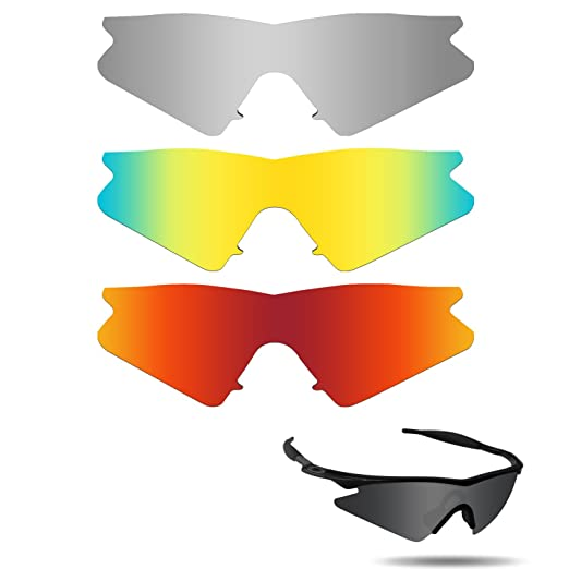 4eff61cab364e Image Unavailable. Image not available for. Color  Fiskr Polarized  Replacement Lenses for Oakley M Frame Sweep Sunglasses ...