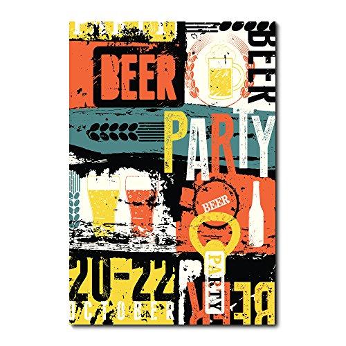 Placa Decorativa - Cerveja - Beer - 1520plmk