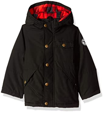 094b913ab Amazon.com  OshKosh B Gosh Boys  Little Man 4-in-1 Jacket  Clothing