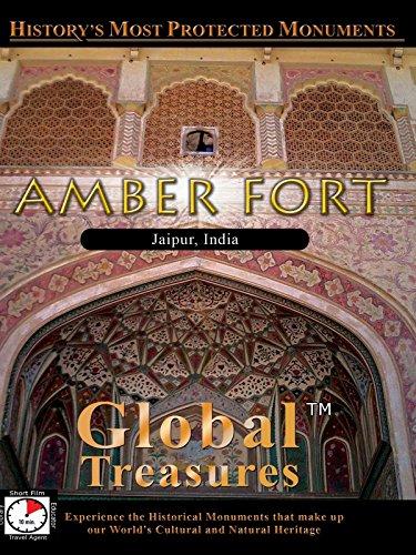 Global Treasures - Amber Fort - Jaipur, India