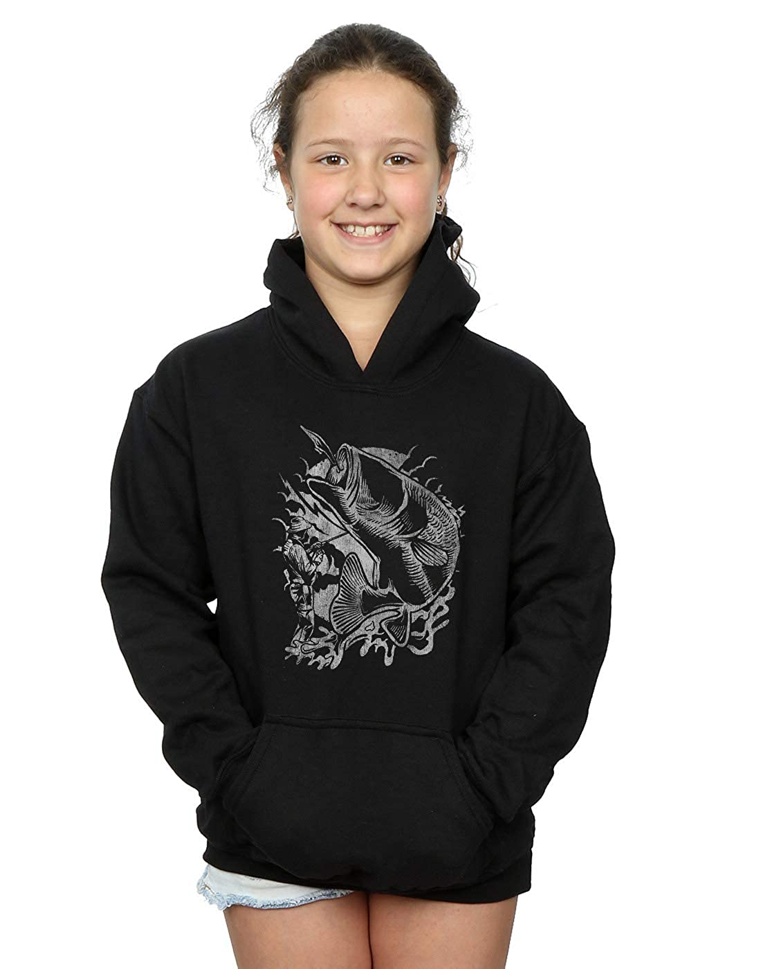 Absolute Cult Drewbacca Girls Fishermans Catch Hoodie