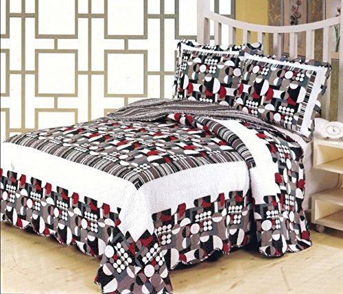 cheap full size comforter set - 7