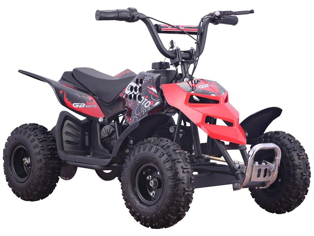 Mini Monster 24v 250w ATV Red by MotoTec