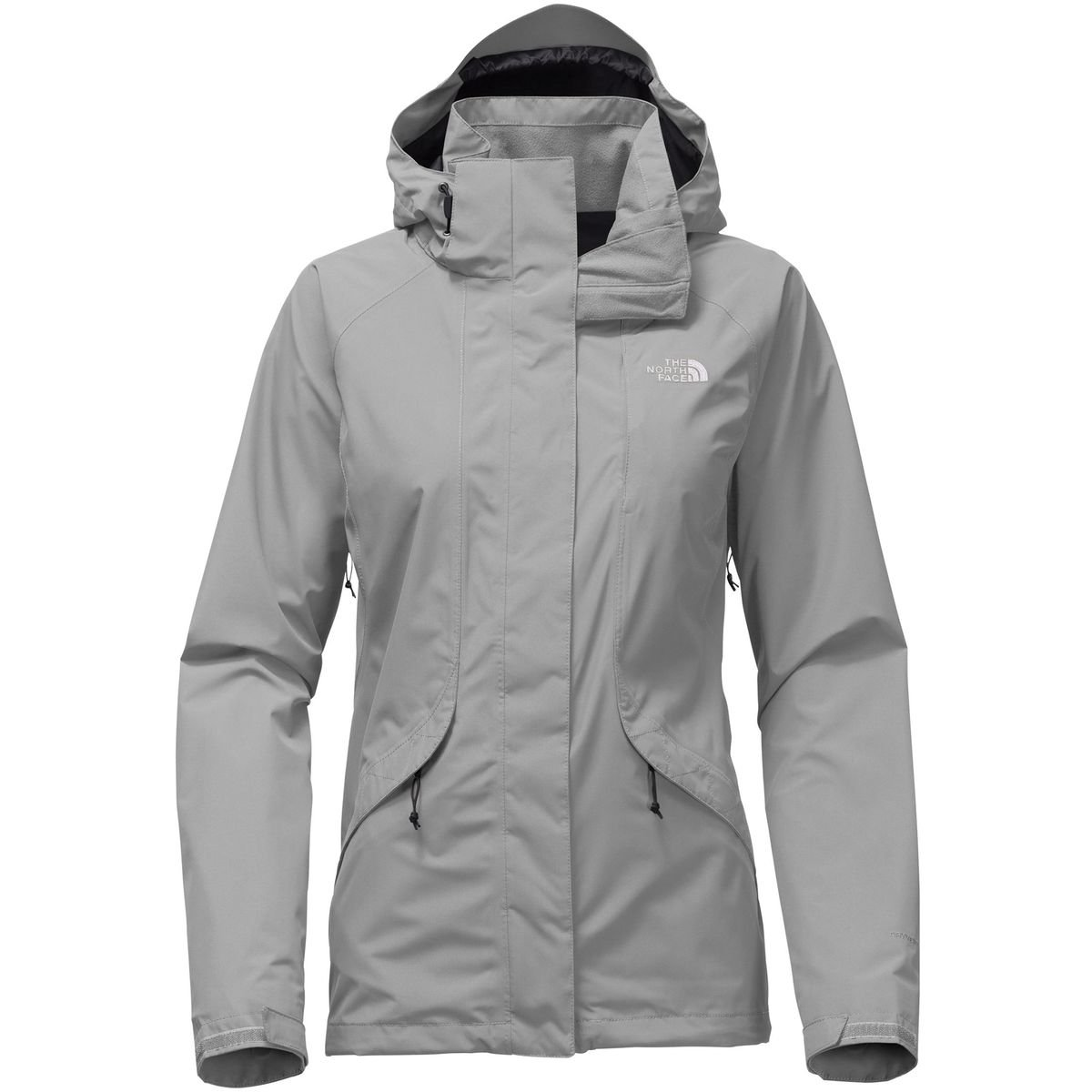 The North Face Women's Boundary Triclimate Jacket - Mid Grey - L (Past Season) by The North Face