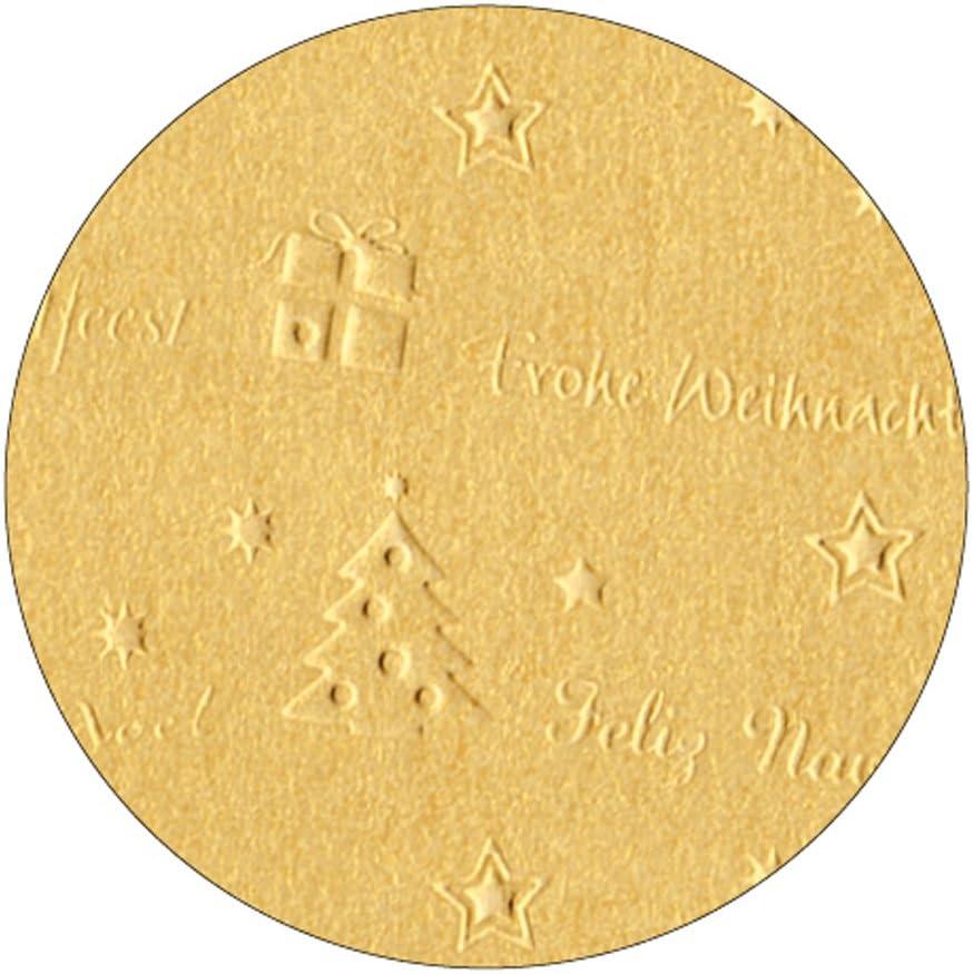Pr/ägekarton Herzen folia 6012309 farbig sortiert 220 g//qm 10 Blatt ideal zur Kartengestaltung 23 x 33 cm f/ür Scrapbooking