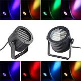 ANNT® 86 LEDs RGB Efecto luces de etapa, Lámpara Bola LED, Rotativos Luces DMX iluminación de Bombillas, iluminación lámpara de Discoteca Club Fiesta Karaoke