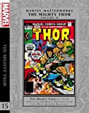 img - for Marvel Masterworks: The Mighty Thor Vol. 15 book / textbook / text book