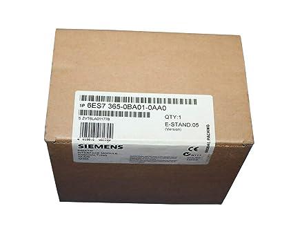 Brand New Siemens 6ES7365-0BA01-0AA0 6ES7 365-0BA01-0AA0 IM365