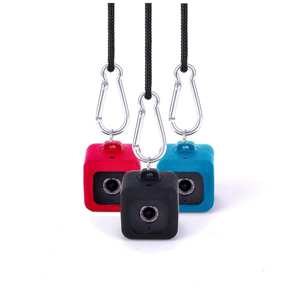 Polaroid Cube HD Carcasa Colgante: Amazon.es: Electrónica
