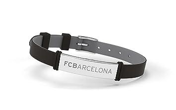 FCB Pulsera Fashion Negra e220e3533d7
