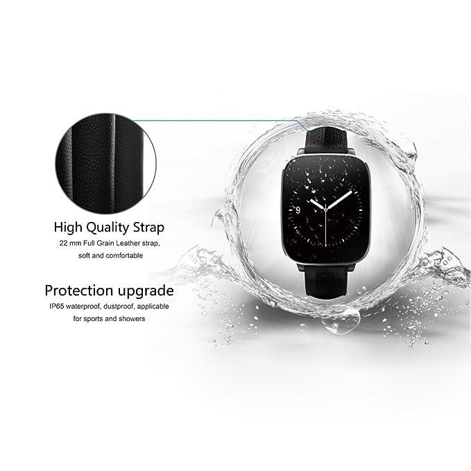 Zeblaze Crystal-Smartwatch Android (Pantalla 1.54