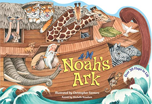 Noah's Ark (Lift-the-Flap) ()