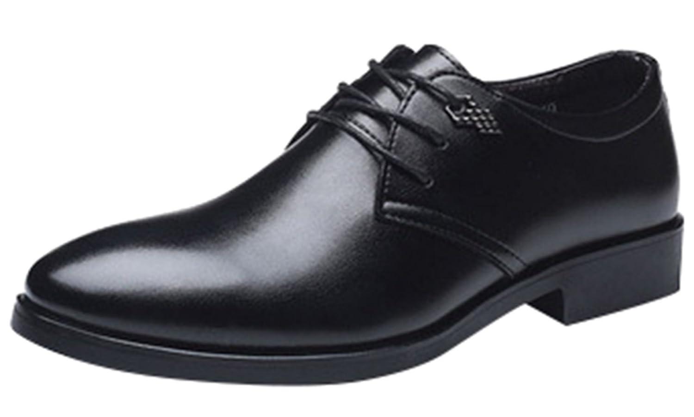 Männer Lace Up Derby Sandalen Schuhe Business Casual Schuhe Kleid Schuhe Sandalen Mode Hohl 3 745be3