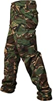 """Combat Trousers - Cargo Trousers - Camouflage Trousers - Sizes 30""""- 40"""""""