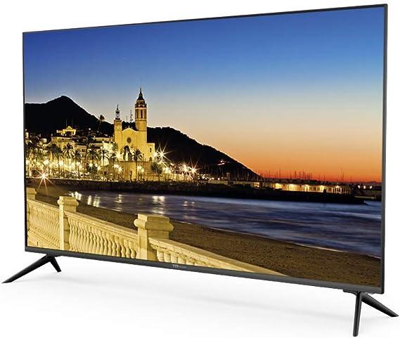 Televisor Led 50 Pulgadas Ultra HD 4K Smart, TD Systems K50DLX9US. Resolución 3840 x 2160, HDR10, 3X HDMI, VGA, 2X USB, Smart TV.: Amazon.es: Electrónica