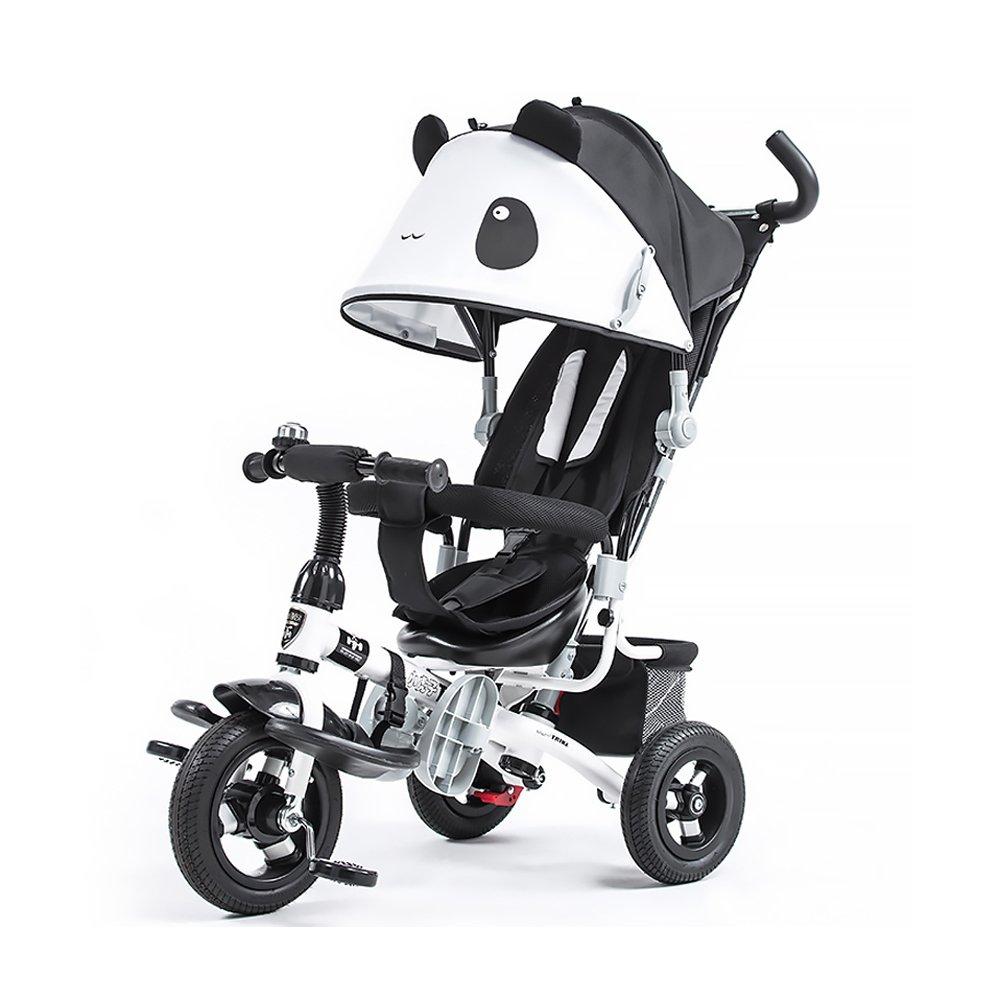 Triciclo infantil cochecito de bebé bebé bicicleta de ...