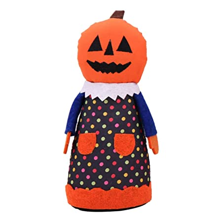 Kaemma Nuevo Halloween Tela Muñeca Decoración Tela Fiesta Fantasma ...