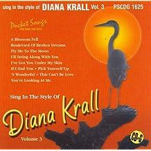 Sing In The Style of Diana Krall, Vol. 3 (karaoke)