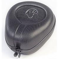 Estuche de audífonos HardBody PRO de tamaño completo de Slappa Lo último en protección para audio, tecnología, Sony, Sony y muchos más