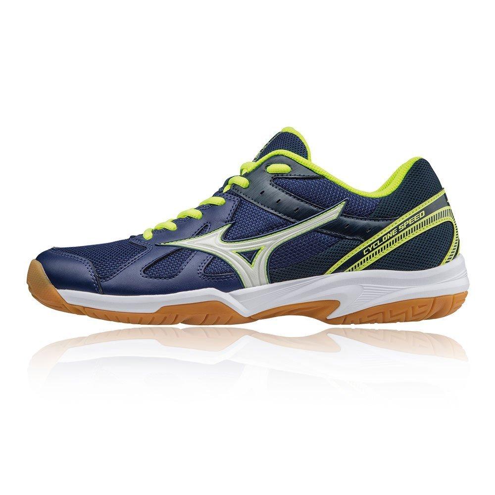 Mizuno Cyclone Speed Zapatillas Indoor - SS18 42|azul / amarillo
