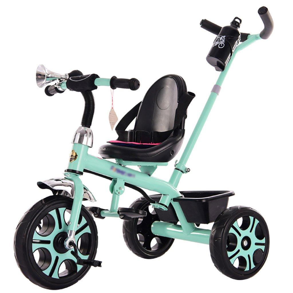 子供用トライク、三輪車の乗り物バイク、赤ちゃんの滑り自転車、おもちゃの自転車、自転車の子供、フットペダルの3つの車輪 (色 : C) B07CZDNK17 C C