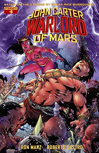 John Carter: Warlord of Mars #6: Digital Exclusive