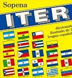 img - for Diccionario Iter de La Lengua Espanola (Spanish Edition) book / textbook / text book