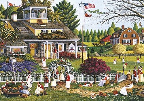 Buffalo Games - Charles Wysocki - Love - 300 Large Piece Jigsaw Puzzle