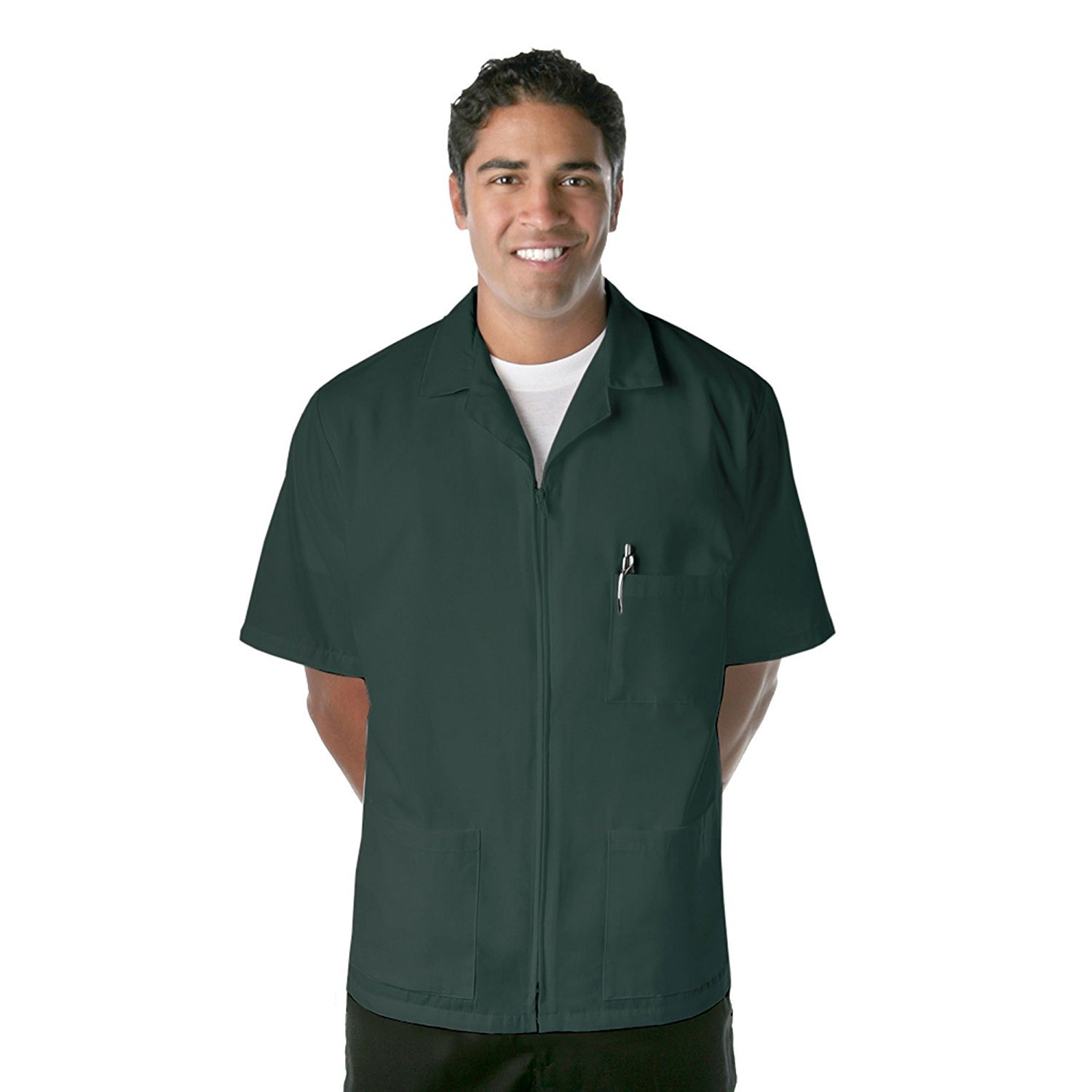 Fame Adult's Zipper Smock Fame Adult's Zipper Smock 44
