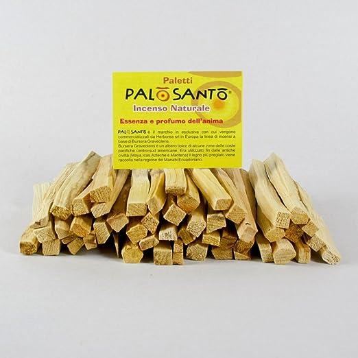 49 opinioni per Paletti Incenso naturale Palo Santo originale- Confezione convenienza 100 Gr.