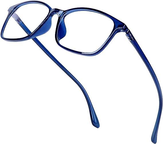Élégant Gaming Lunettes Eyewear lumière bleue bloquant filtre anti UV La fatigue oculaire