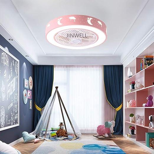 Luz del ventilador Habitación de los niños Luz de la habitación ...