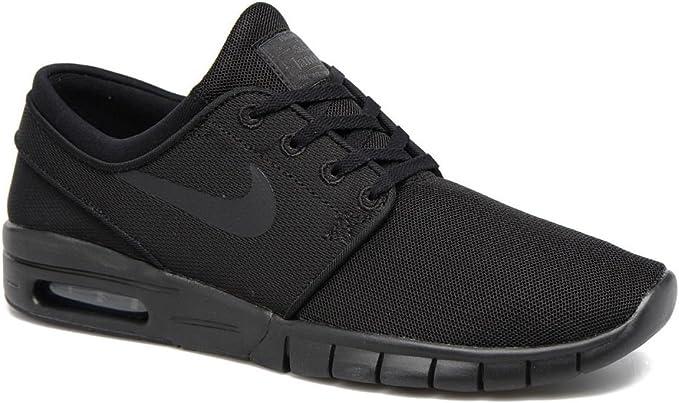 sesión Medieval fatiga  Nike Stefan Janoski Max (GS) - Zapatos deportivos, color negro, talla 36.5  EU: Amazon.es: Ropa y accesorios