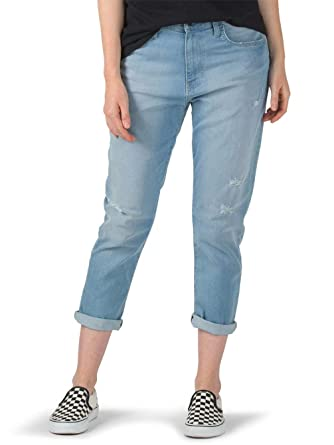 Jeans Women Vans Boyfriend Jeans: Amazon.co.uk: Clothing