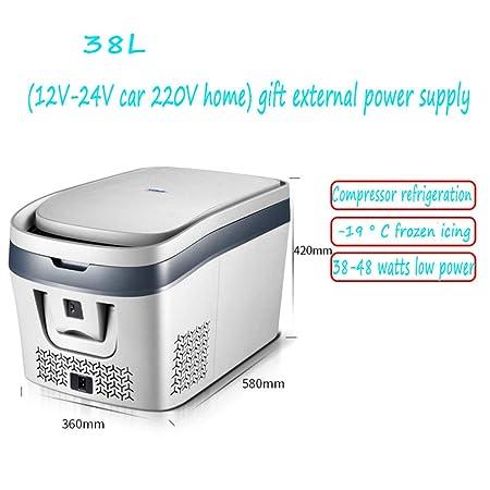 YIWANGO Mini Refrigerador 28L Fría Función BAJO Consumo Eficiente ...