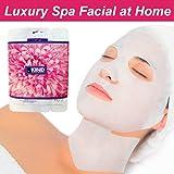 Maschere viso al collagene contro le rughe per la cura della pelle del viso e del collo