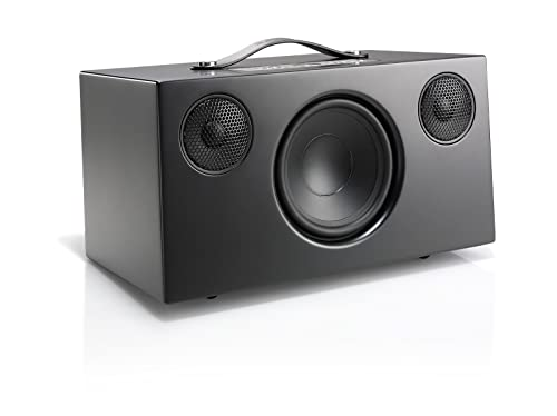 Audio Pro Addon C10 Bluetooth Stereo Speaker With Built in subwoofer Compatible with Android, Apple & Windows Devices - Black