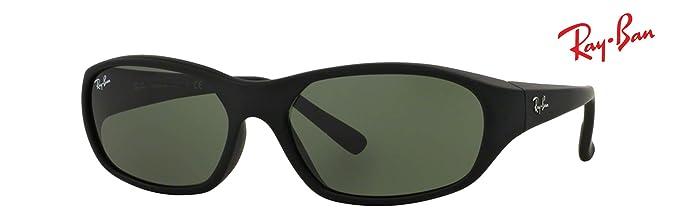 1dc8084cf4 Amazon.com  RB2016 (W2578) Matte Black Green 59mm  Clothing