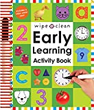 img - for Wipe Clean: Early Learning Activity Book (Wipe Clean Early Learning Activity Books) book / textbook / text book