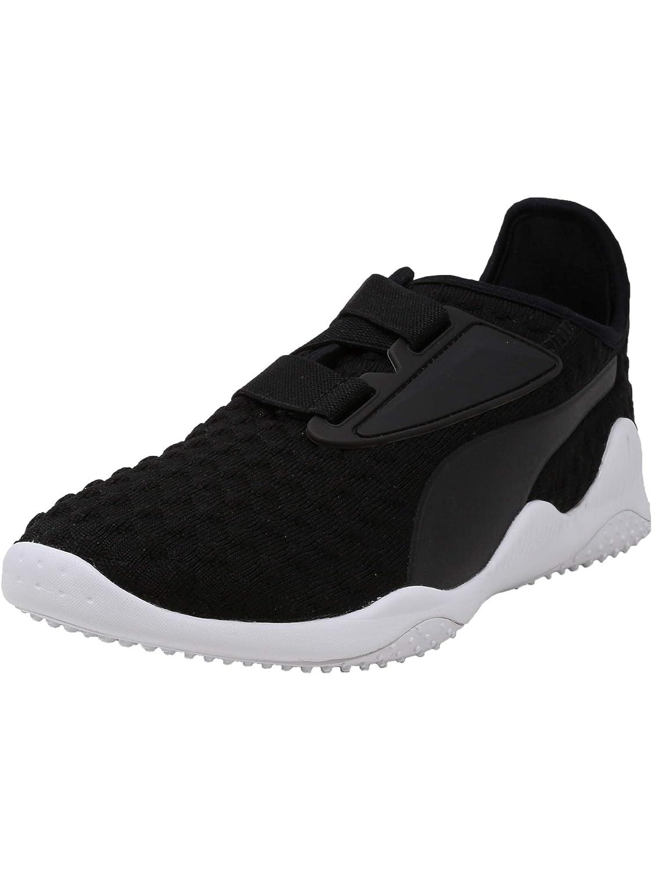 Puma Men's Mostro Bubble Knit schwarz Weiß Weiß Weiß Ankle-High Running schuhe - 11M ae1b63