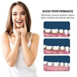 PRETTY SEE Dental Hygiene Kit Dental Cleaning Tools Dentist Pick Prepared Tools Teeth Gum Calculus and Plaque Remover for Home & Pet Oral Use, Set of 9