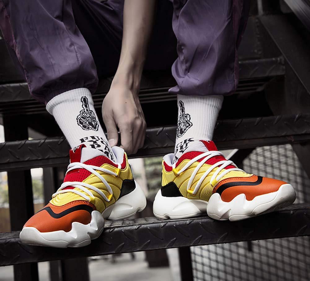 Herren Turnschuhe Laufschuhe Laufschuhe Laufschuhe Sport Outdoor Laufschuhe Laufschuhe Bergschuhe Gymnastik Laufen Komfortable Reise Schuhe Frauen,Gelb,39EU efe024