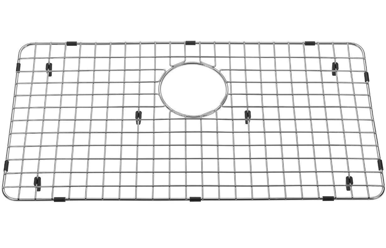 Starstar Sinks Protector Top Quality Stainless Steel Kitchen Sink Bottom Grid, Rack (27.1/2''x 15.11/16'' x 1'')