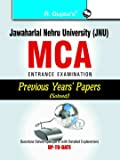 JNU: MCA Entrance Examination Previous Years Papers (Solved)