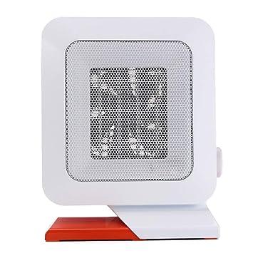 Calentadores eléctricos 1400W Ventilador Calentador Ajustable hogar Pared Calentador portátil Estufa radiador Calentador máquina para Invierno Caliente ...
