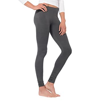 Horny Toad Frauen 'S Leap Legging, damen, Charcoal Heather